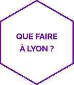 onglet Que faire à Lyon