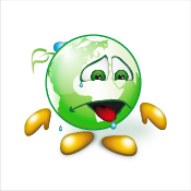 rhea global warming awareness mascot