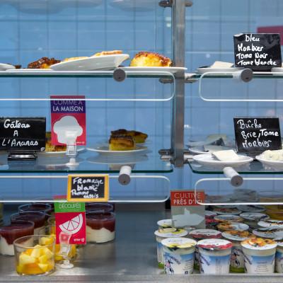 self service dessert lyon 8 ème arrondissement